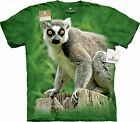 Ring Tailed Lemur Animal T Shirt Adult Unisex The Mountain