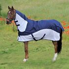 NEW Pessoa Horse Combo Fly Summer Lightweight Turnout Rug