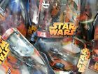 Star Wars Revenge Of The Sith Carded Figures Selection - all MOC - See Photos!