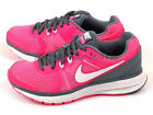 Nike Wmns Zoom Winflo Running Sneakers Pink Pow/White-Blue Graphite 684490-601