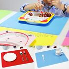 88G - Silicon Placemat Baking Cake Bread Cooking Tray Non Stick Mat 40 x 30 cm
