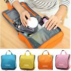 Travel Portable Toiletry Wash Cosmetic Bag Makeup Storage Case Hanging Bags S