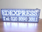 LED SCROLLING DIGITAL PROGRAMMABLE MOVING MESSAGE SIGN DISPLAY Ultra Brightness