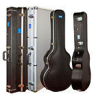 Chase Guitar Hard Case Electric Acoustic Classical Bass Jumbo PVC ABS Flight