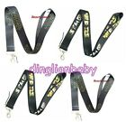 Lot Mixed Star Wars Neck Strap Mobile Phone lanyard Keychain straps charms Gifts
