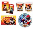 Power Rangers ~ Birthday Party Supplies - Tableware & Decoration - Select Items