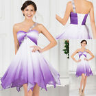 SPECIAL Mini Graduation Clubwear Party Evening Formal Gown Bridesmaid Prom Dress