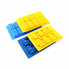 Building Brick Silicone Mould Sugarcraft Sugarpaste Topper +Hook R
