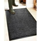 DOOR MAT, BARRIER MAT, RUBBER MAT, HEAVY DUTY, BLACK, BROWN, RED, BLUE, GREEN