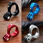 Multi Color Bike Handlebar Bar Clamp Mount For Gopro Hero 1/2/3/3+ Camera EW