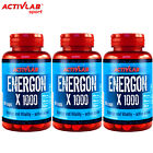 ENERGON X 90-270 Caps. Pre Workout Booster Energy & Endurance Guarana Ginseng