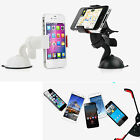 1xUniversal 360°Rotating Car Windshield Mount Holder Stand Bracket for cellphone