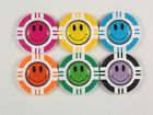 Magnetic Poker Chip With Smiley Face Ball Marker
