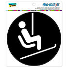 MAG-NEATO'S™ Car Refrigerator Vinyl Magnet Sports and Hobbies