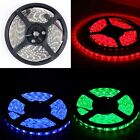 16.4FT 5M 5050/3528 300LEDs LED Strip Light Waterproof RGB/Red/Blue/Nature White
