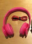 Authentic Beats by Dr. Dre Solo HD Drenched Headband Headphones - Good Condition