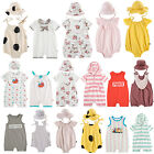 "Vaenait Newborn Infant Short Outfits Bodysuit Romper""Summer baby girl set"" 6-24M"