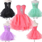 GK MINI Formal Evening Quinceanera Bridesmaid Cocktail Gowns Party Prom Dresses