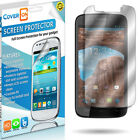 Lot New HD Clear Anti Glare LCD Screen Protector Cover Shield for BLU Life One