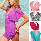 2015 Hot Sale Summer Women's Retro Skirt Bikini Cover Beach Skirt Casual Dress