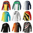 Troy Lee Designs Mens GP MTB Downhill LS XC Mountain Bike Cycling Jersey Out