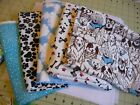Flannel Fabrics Belly Bands Male Dog Carol's Crate Covers