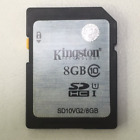 Original Kingston SD C10 64GB 32GB 16GB 8GB SDHC SDXC UHS-I Camera Memory Card M