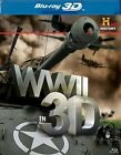 NEW WWII In 3D [Blu-ray]