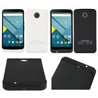 4200mAh Battery Backup Power Bank Charger Case Cover For Motorola Google Nexus 6