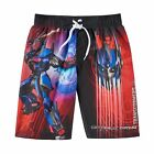 TRANSFORMERS OPTIMUS PRIME Bathing Suit Swim Trunks Boys Sizes 4, 5/6 or 7  $25