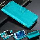 New Leather Flip Cover Credit Card Wallet Case Skin for Apple iPhone 5C C on Rummage