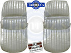 1971-1972 Cutlass Supreme Front & Rear Seat Covers Upholstery - PUI NEW