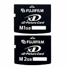 New Fujifilm XD Picture High Speed Memory Card Type M 1/2GB For Digital Cameras
