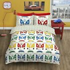 Campervan Duvet Cover with Pillowcase Quilt Cover Bedding Set Caravan All Sizes