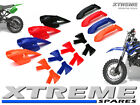MINI DIRT BIKE CRX / PLASTICS KIT / MOTOR BIKE / ALL COLOURS / INDIVIDUAL PARTS