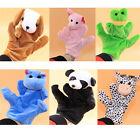 Kids Toys Child Animal Dog/Panda Finger Puppet Infant Kid Toy Plush Baby Toys
