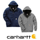 Carhartt 100072 Colliston Brushed Fleece Sherpa Lined Sweatshirt - Arbeits-Kapuz
