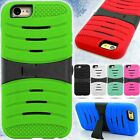 "Tough Rugged Kickstand Hybrid Phone Cover Case for Apple iPhone 6 (4.7"")"