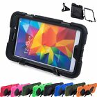 Rugged Military Armor Shockproof Hybrid Case Cover for Samsung Galaxy Tab 4 8.0