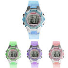 Waterproof Digital Children Girls Watch LED Quartz Alarm Date Sports WristWatch