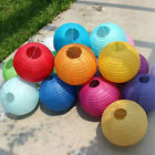 Traditional Chinese DIY Outdoor Wedding Party Decor Paper Lanterns Lamps Strings