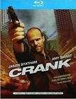 Crank Blu-ray - Jason Statham & Amy Smart