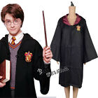 Harry Potter Robe Adult Cloak /Robe Christmas Party Gift All Size