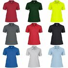 (Free PnP) Gildan Womens/Ladies DryBlend Pique Short Sleeve Plain Polo Shirt/Top