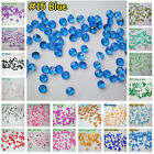 100 10MM Wedding Decor Scatter Table Crystals Diamonds Acrylic Confetti Beads