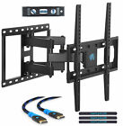 Full Motion TV Wall Mount Tilt Swivel LED LCD Plasma 29 32 37 39 42 46 48 50 55""