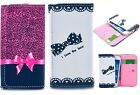 Etui Pochette IPHONE 3G 3GS 4 4S IPOD TOUCH 4 IPOD 5 Noeud Leopard Pois Rose