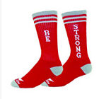 NEW RED LION BE STRONG  CREW SPORTS LACROSSE BASKETBALL VOLLEYBALL SOCKS