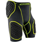 Champro FPGU10 Bull-Rush 5-Pad Integrated Football Girdle Compression Protector