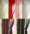 Jewels Beaded Tie Backs Or Swag Pelmet For Curtains Voiles Gems Embroidered